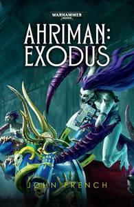 Ahriman : Exodus (couverture originale)