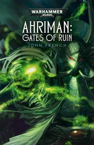 Ahriman : Gates of Ruin (couverture originale)