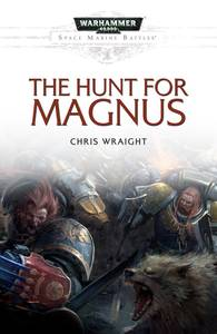 The Hunt for Magnus (couverture originale)