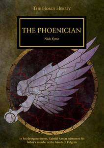 The Phoenician (couverture originale)