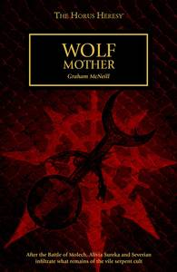 Wolf Mother (couverture originale)