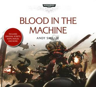 Blood in the Machine (couverture originale)