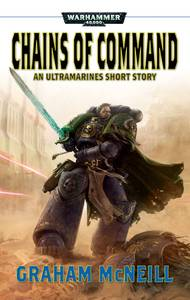 Chains of Command (couverture originale)