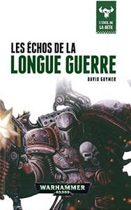 Les Échos de la Longue Guerre (couverture française)
