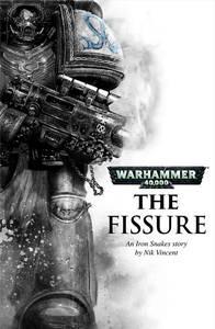 The Fissure (couverture originale)