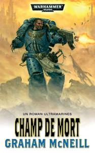 Champ de Mort (couverture française)