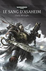 Le Sang d'Asaheim (couverture française)