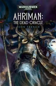 Ahriman : The Dead Oracle (couverture originale)